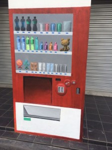Vendor machine